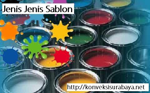 Jenis Jenis Sablon