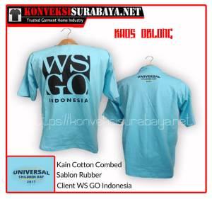 Desain Kaos Client WS GO Indonesia