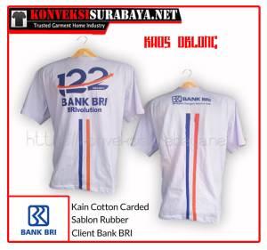 Pesan Kaos Seragam Murah dan Berkualitas di Surabaya