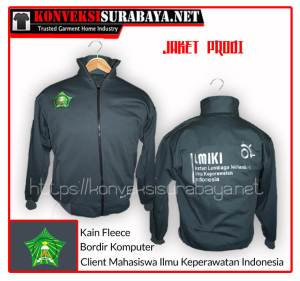 Desain Jaket Client Mahasiswa Ilmu Keperawatan Indonesia