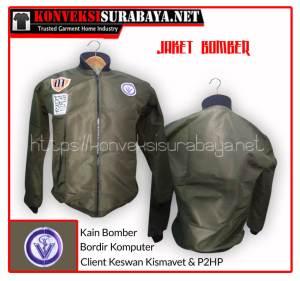 Desain Jaket Client Keswan Kismavet & P2HP