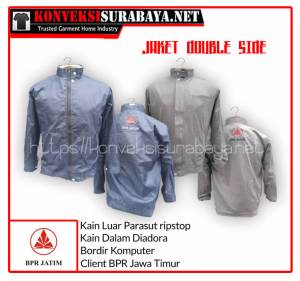 Produksi Jaket Bolak Balik Grosir Surabaya