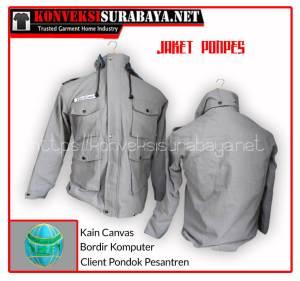 Tempat Pesan Jaket Kelas, Osis, Organisasi di Surabaya