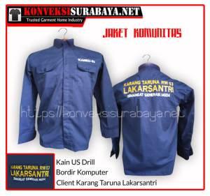 Tempat Produksi Jaket Seragam Murah Surabaya