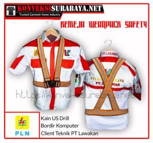 Konveksi Produksi Cattle Pack, Wear Pack , Produksi Cattle Pack, Wear Pack di Surabaya